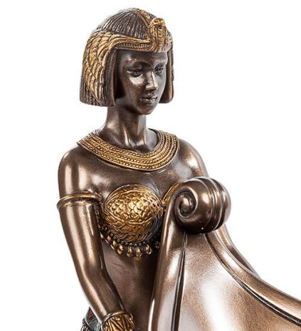 "Ваза в стиле Ар-деко ""Египтянки"" WS-669"