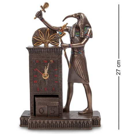 """Часы """"Тот - Бог мудрости и знаний"""" WS-488/ 1"""