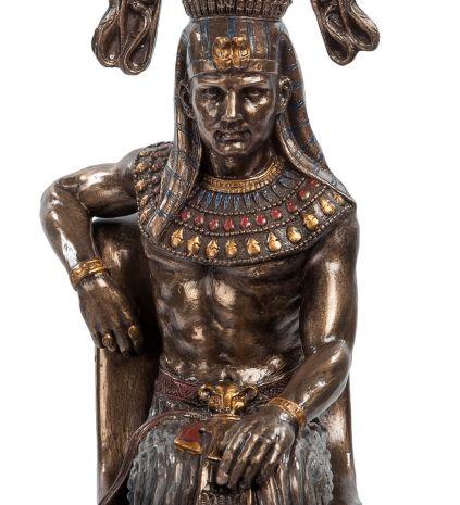 "Статуэтка ""Фараон на троне"" WS-470"