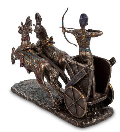 """Статуэтка """"Рамзес II на колеснице"""" WS-498"""