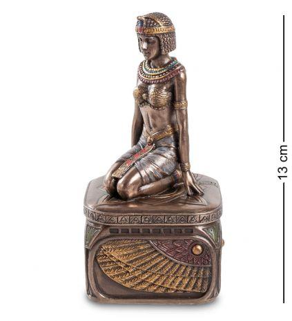 "Шкатулка в стиле Ар-деко ""Египтянка"" WS-570"