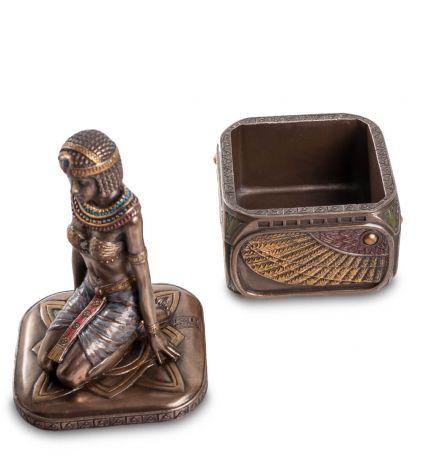 Шкатулка в стиле Ар-деко Египтянка