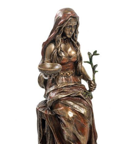 """Статуэтка """"Пифия - жрица-прорицательница Дельфийского оракула в храме Аполлона"""" WS-892"""