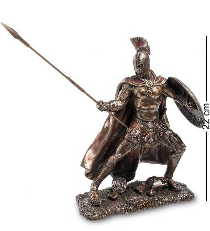 "Статуэтка ""Гектор - Троянский принц"" WS-838"
