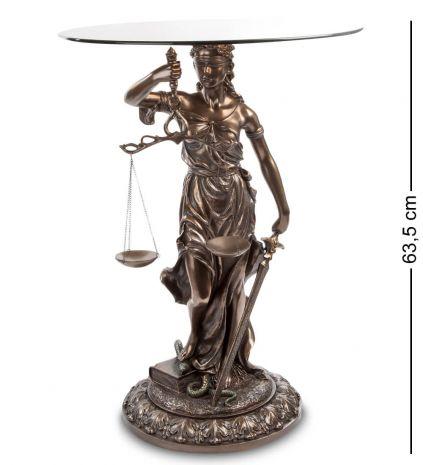 "Подставка ""Фемида - богиня правосудия"" WS-651"