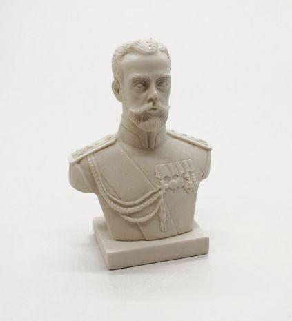 Бюст Николая II RE-031