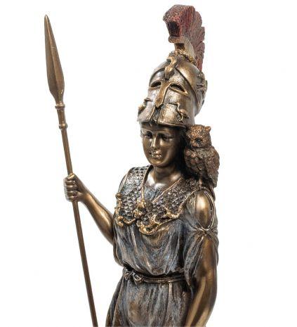 """Статуэтка """"Афина - Богиня мудрости и справедливой войны"""" WS-891"""