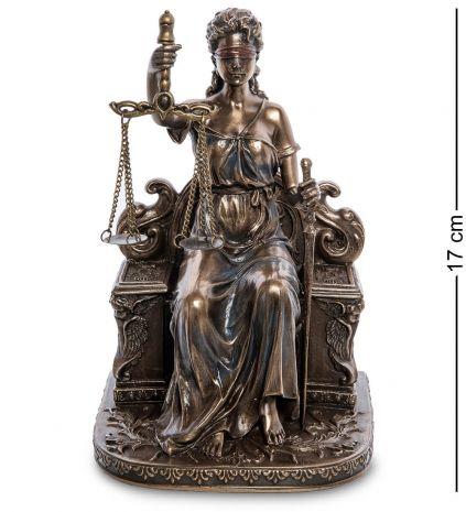 "Статуэтка ""Фемида - богиня правосудия"" WS-1004"