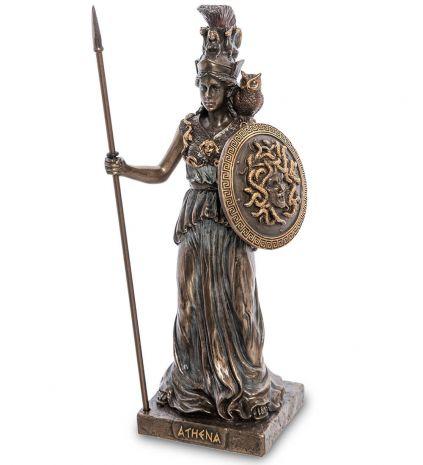 """Статуэтка """"Афина - Богиня мудрости и справедливой войны"""" WS-1008"""