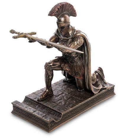 Статуэтка с ножом канцелярским Римский воин WS-1024