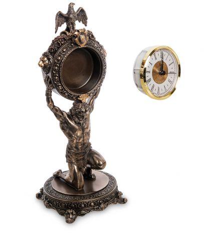 Статуэтка-часы Атлант WS-1003