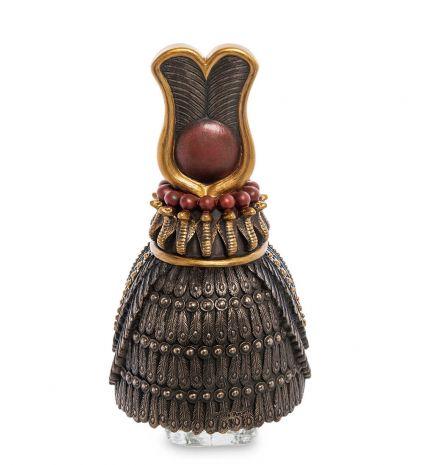 """Флакон """"Египетский головной убор на стеклянном черепе"""" WS-1030"""