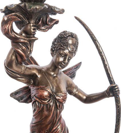 """Статуэтка-подсвечник """"Диана - богиня охоты, женственности и плодородия"""" WS-979"""
