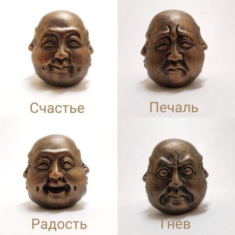 Статуэтка Голова Будды BA-154