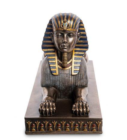 Держатель для бутылки Египетский сфинкс WS-1041