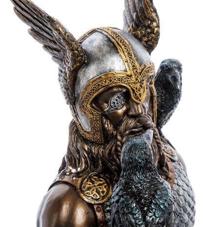 Статуэтка-бюст Бог Один WS-1048