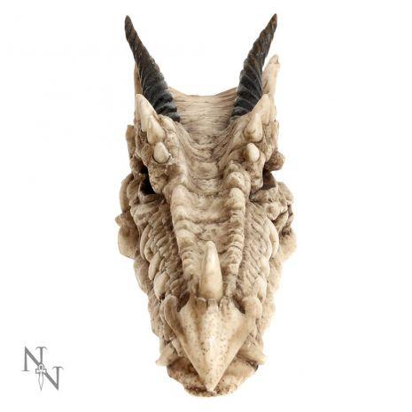 Подставка для благовоний Череп дракона NEM3993