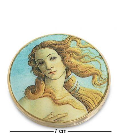 """Зеркальце """"Рождение Венеры"""" (Боттичелли) pr-M12BO"""