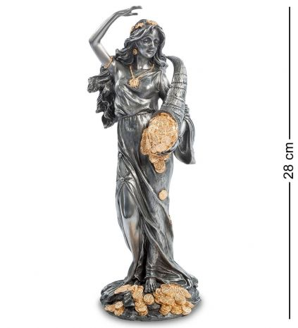 "Статуэтка ""Фортуна - Богиня удачи"" WS- 58"