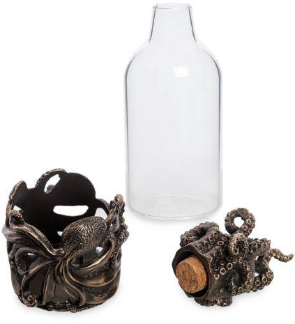 Бутылочка Осьминог WS-1034