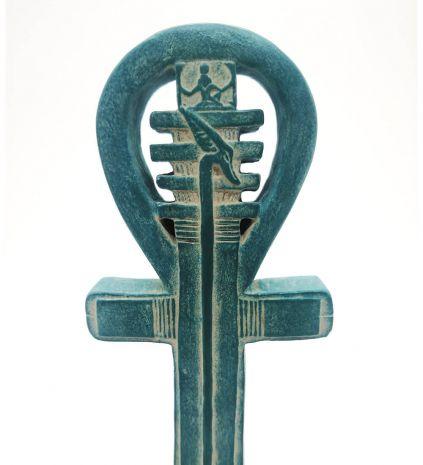 Крест Анкх на подставке HN-102
