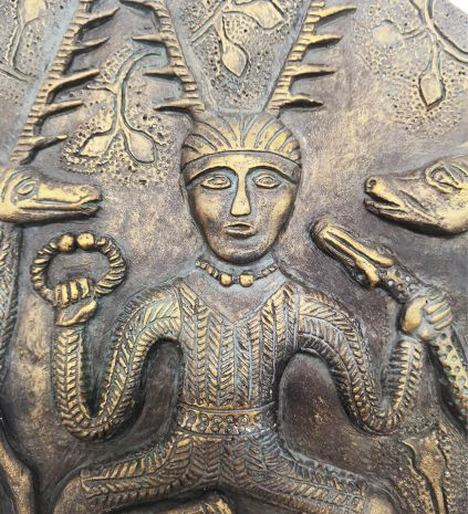 "Рельеф ""Кернунн - лесной бог"" HN-126"