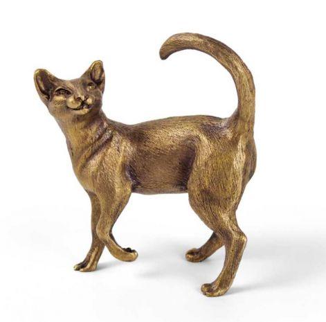 "Статуэтка  ""Сиамская кошка"" (бронза) UB-057"