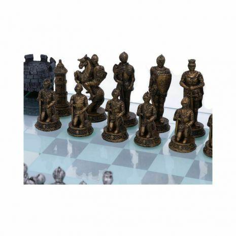 "Шахматный набор ""Рыцари Средневековья"" D1824E5"