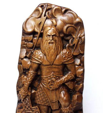 """Статуэтка """"Тор"""" (клен) DE-110"""