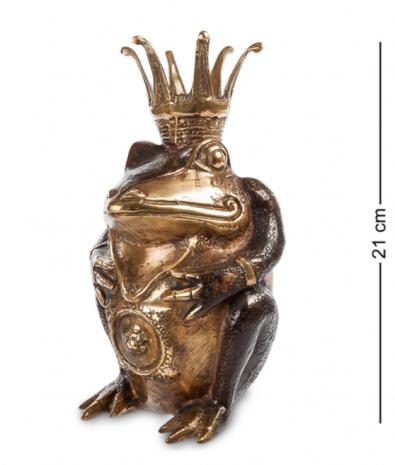 "Статуэтка ""Царевна-лягушка"" (бронза) 43-008"