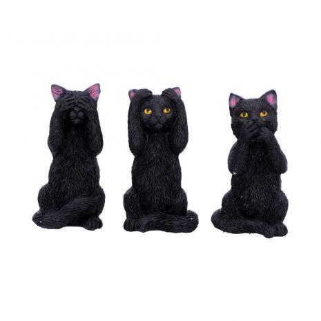 Три мудрые кошки U4802P9