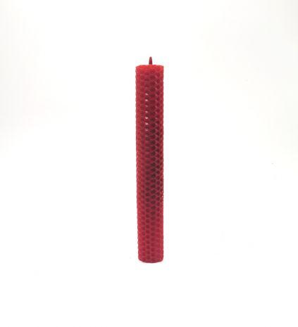 Красная программная свеча с травами «Любовь» SV-134-2