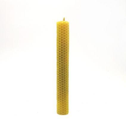 Желтая программная свеча с травами «Здоровье» SV-134-4