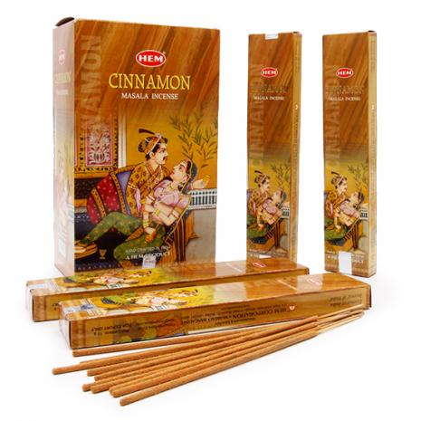 Благовония HEM  Cinnamon Masala корица масала 185CiM15