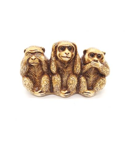 """Нэцкэ """"Три обезьяны"""" FG-107"""