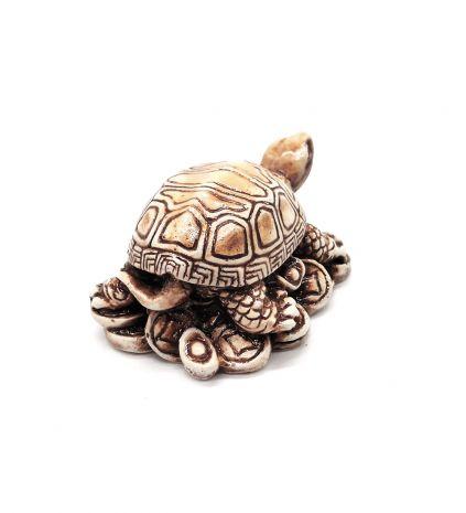 """Фигурка """"Черепаха на золоте"""" FG-101"""