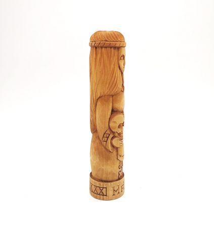 Кумир славянской богини Мары (липа) TG-101
