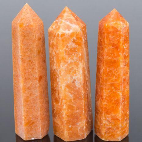 Кристалл Солнечного камня (Индия) 80-85 мм RS-080068