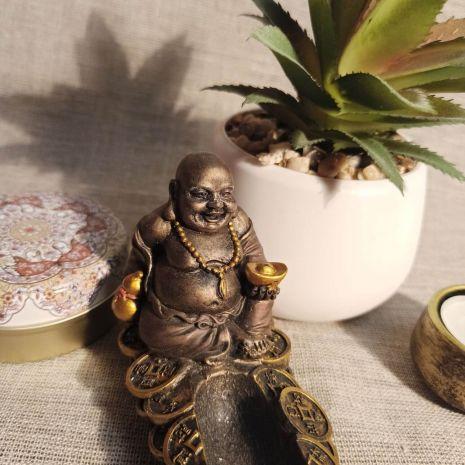 """Подставка для благовоний """"Будда удачи"""" 11111"""