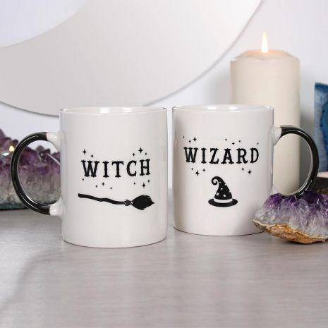 """Набор кружек """"Ведьма и маг"""" FI_07138"""