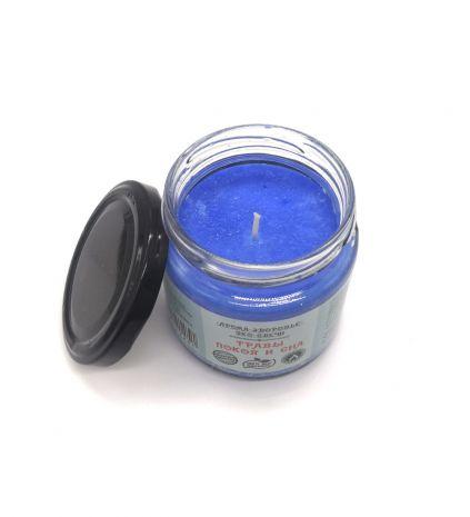 """Ароматическая свеча """"Травы покоя и сна"""" 0012125"""