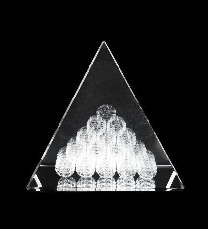 Пирамида Золотая Сфера GS-201