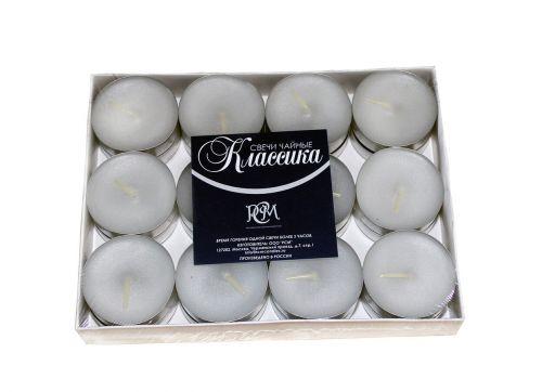 Свечи чайные Классика 24 шт 1202400