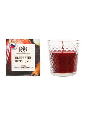 """Свеча в стакане """"Яблочный штрудель"""" 3113015"""