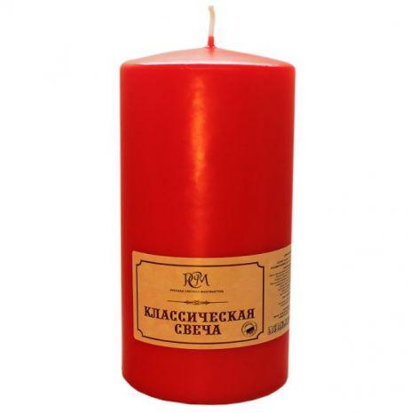 Свеча Классическая 150*70 красная 6115702