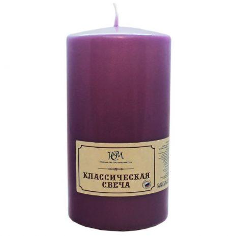 Свеча Классическая 150*70 фиолетовая 6115707