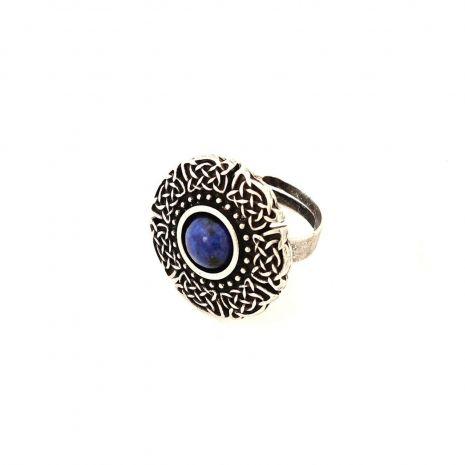 Кольцо Оранта, лазурит