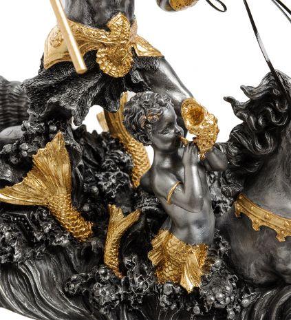 Статуэтка Посейдон - Бог морей WS-648