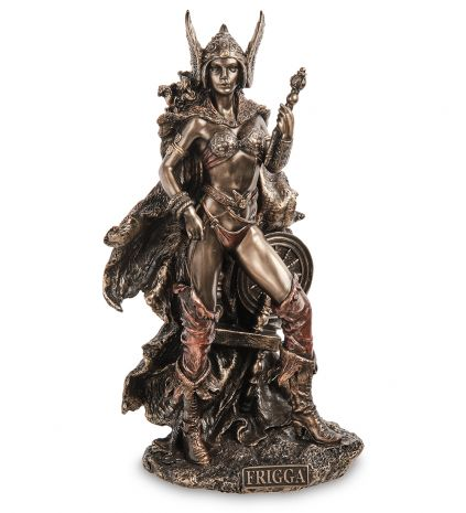 Статуэтка ''Фригга  - покровительница любви, брака и домашнего очага'' WS-1090