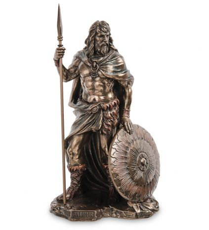 Статуэтка ''Бальдур - бог света, радости и чистоты'' WS-1088
